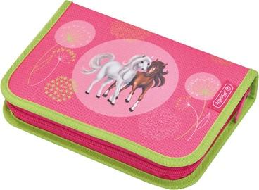 Herlitz pencil case 31 pieces Spring Horses