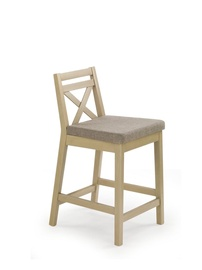 Bāra krēsls Halmar Borys Low Sonoma Oak, 1 gab.