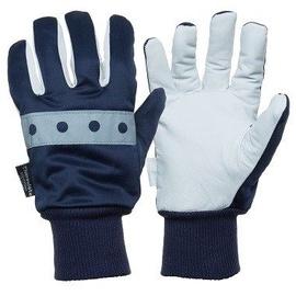 DD Smooth Goatskin Gloves With Nylon Wrist Top 10