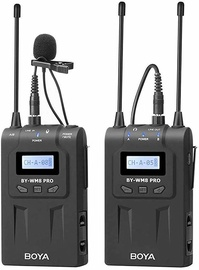 Boya Dual-Channel Wireless Microphone BY-WM8 Pro-K1 UHF
