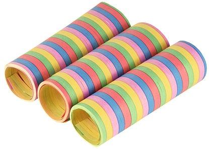 Papstar Stripes 4m 3pcs