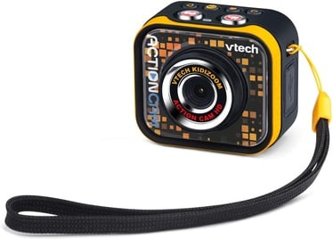 Экшн камера VTech Kidizoom HD Black/Yellow