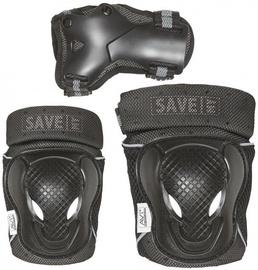 Save My Bones Safety Set Black S