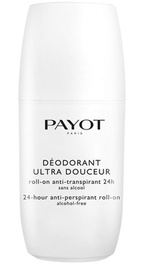 Payot Deodorant Ultra Douceur 24h Roll-On 75ml