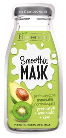 Маска для лица Bielenda Smoothie Face Mask With Prebiotic Avokado & Kiwi, 10 г