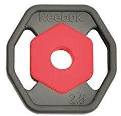 Reebok Studio Weight Plates 2x2.5kg
