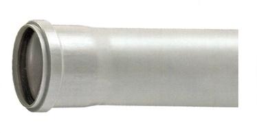 Kanalizācijas caurule Magnaplast HTplus D110x1500mm, PP
