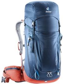 Tūristu mugursoma Deuter Trail Pro 36, zila, 36 l