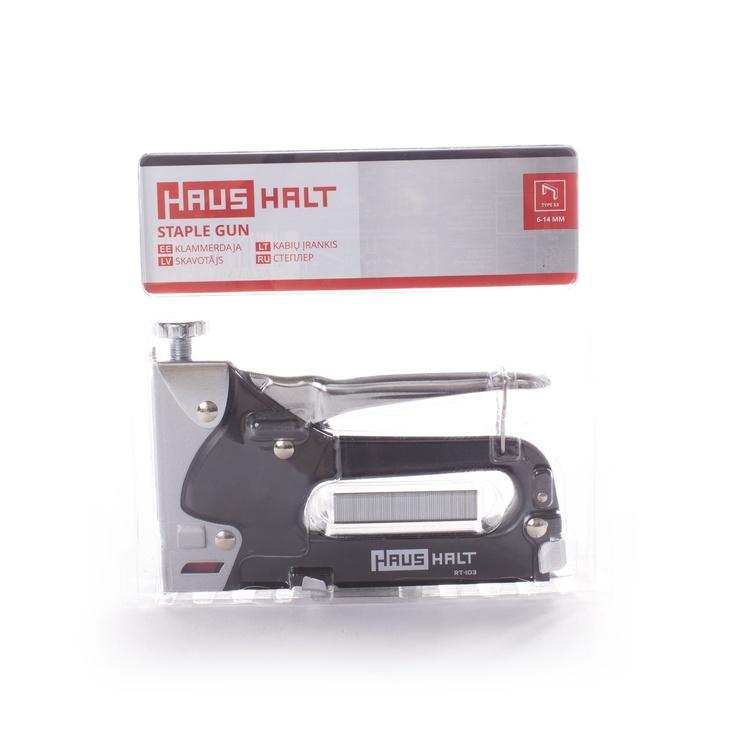 HausHalt Staple Gun 53 6-14mm RT-103