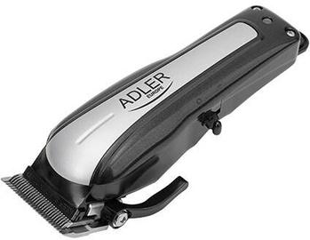 Машинка для стрижки волос Adler Professional Pet Clipper Black/Grey 2828