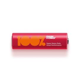 Батарейка PeakPower AA/R06, AA, 1.5 В, 4 шт.
