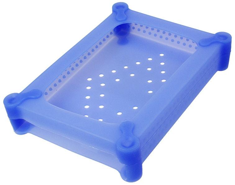 "Futrālis Logilink UA0135 3.5"" HDD Protection Box Blue"