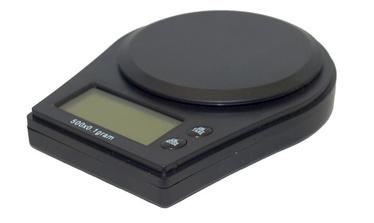 Электронные кухонные весы Akara S-58-2, черный