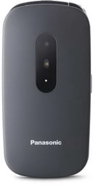 Mobilais telefons Panasonic KX-TU446EXR, melna