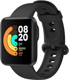 Viedais pulkstenis Xiaomi Mi Watch Lite, melna