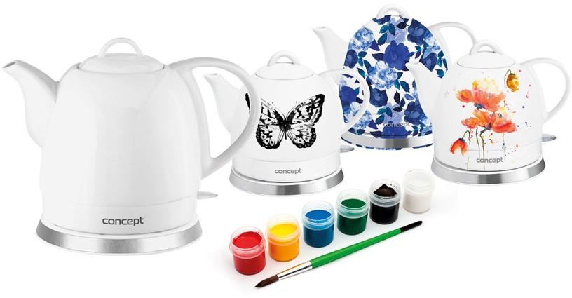 Электрический чайник Concept RK0015, 1 л