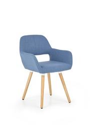 Ēdamistabas krēsls Halmar K283 Blue