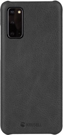 Krusell Sunne Back Case For Samsung Galaxy S20 Black
