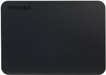 Toshiba Canvio Basics Portable 4TB Black