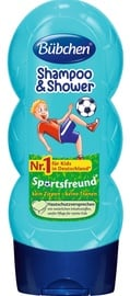 Bubchen Shampoo & Shower Gel Sport And Fun 230ml 12267440