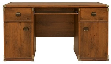 Письменный стол Black Red White Indiana Brown