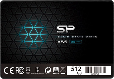 "Silicon Power Ace A55 512GB 2.5"" SATAIII SP512GBSS3A55S25"