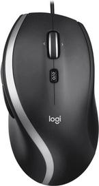 Datorpele Logitech M500S, melna, vadu, optiskā