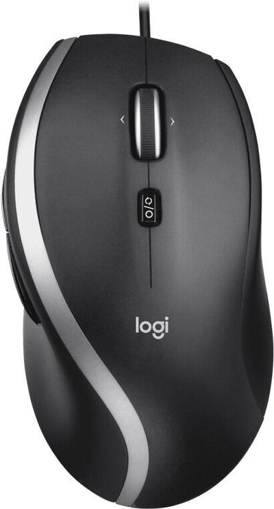Datorpele Logitech M500S, melna