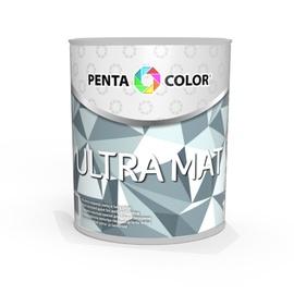 Krāsa iekšdarbiem Pentacolor Ultra Mat, 1 l, balta