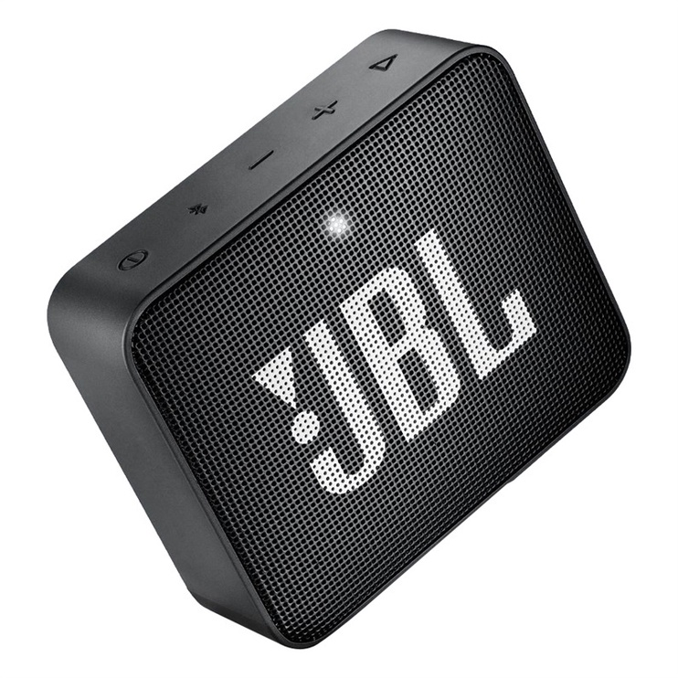 Беспроводной динамик JBL Go 2 Midnight Black, 3 Вт