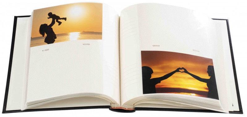 Focus Photo Album Classic Line 11x15/200 Black