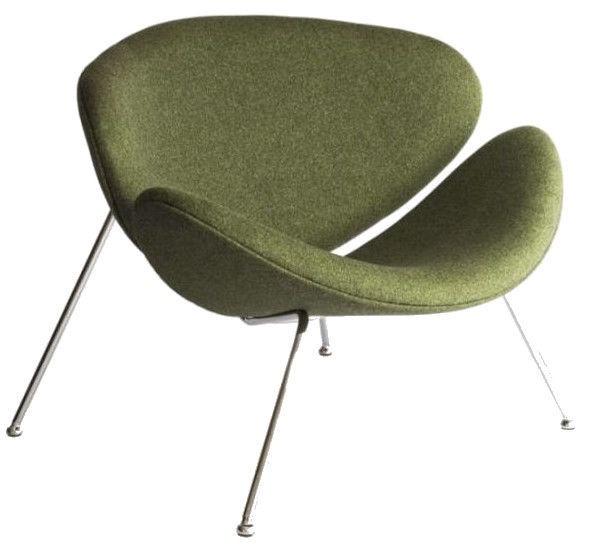 Кресло Signal Meble Major Green, 84x49x72 см