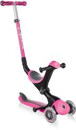 Детский самокат Globber Go Up Deluxe Pink