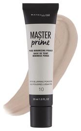 Grima bāze Maybelline Master Prime Pore Minimizing 10, 30 ml