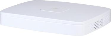 Tīkla videoreģistrators Dahua NVR4108-8P-4KS2/L, balta