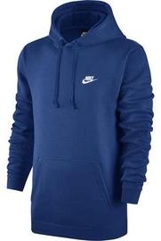 Nike Sweatshirt Hoodie NSW 804346 438 Navy Blue M