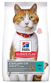 Hill's Science Plan Sterilised Cat Young Adult Food w/ Tuna 3kg
