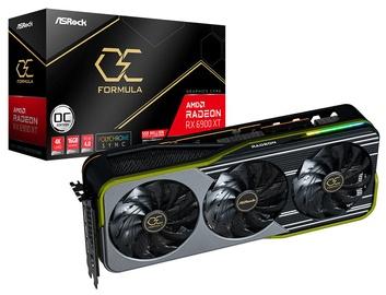 Видеокарта ASRock AMD Radeon RX 6900 XT 16 ГБ GDDR6