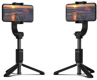 Evelatus Tripod Stand With Bluetooth Smart Stabilizer ETS01 Black