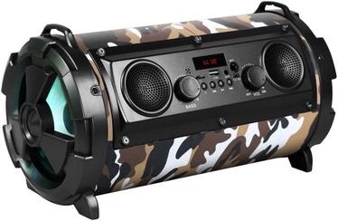 Bezvadu skaļrunis Rebeltec SoundTube 190 Camo, 30 W