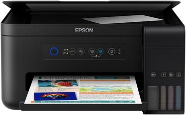 Многофункциональный принтер Epson L4150, струйный, цветной