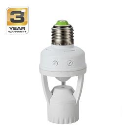 Patrona ar sensoru ST451B, 60W, E27