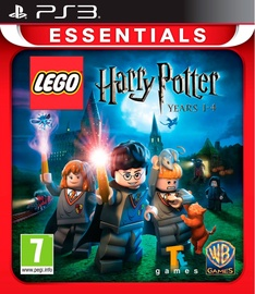 LEGO Harry Potter Years 1-4 PS3