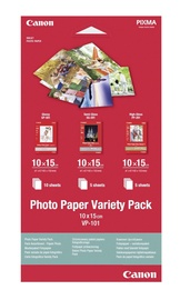 Canon VP-101 Photo Paper Variety Pack 10 x 15cm