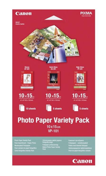 Фотобумага Canon VP-101 Photo Paper Variety Pack 10 x 15cm