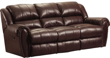 MN Leather Sofa Set 376 3+2+1 Brown