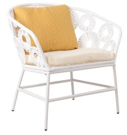 Садовый стул Home4you Rondo, белый