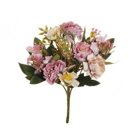 Mākslīgo ziedu pušķis 80-326546, daudzkrāsains