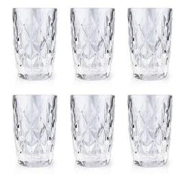 Kauss Mondex Elise Clear Glasses 300ml 6pcs