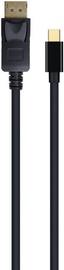 Gembird Mini DisplayPort To DisplayPort Black 1.8m
